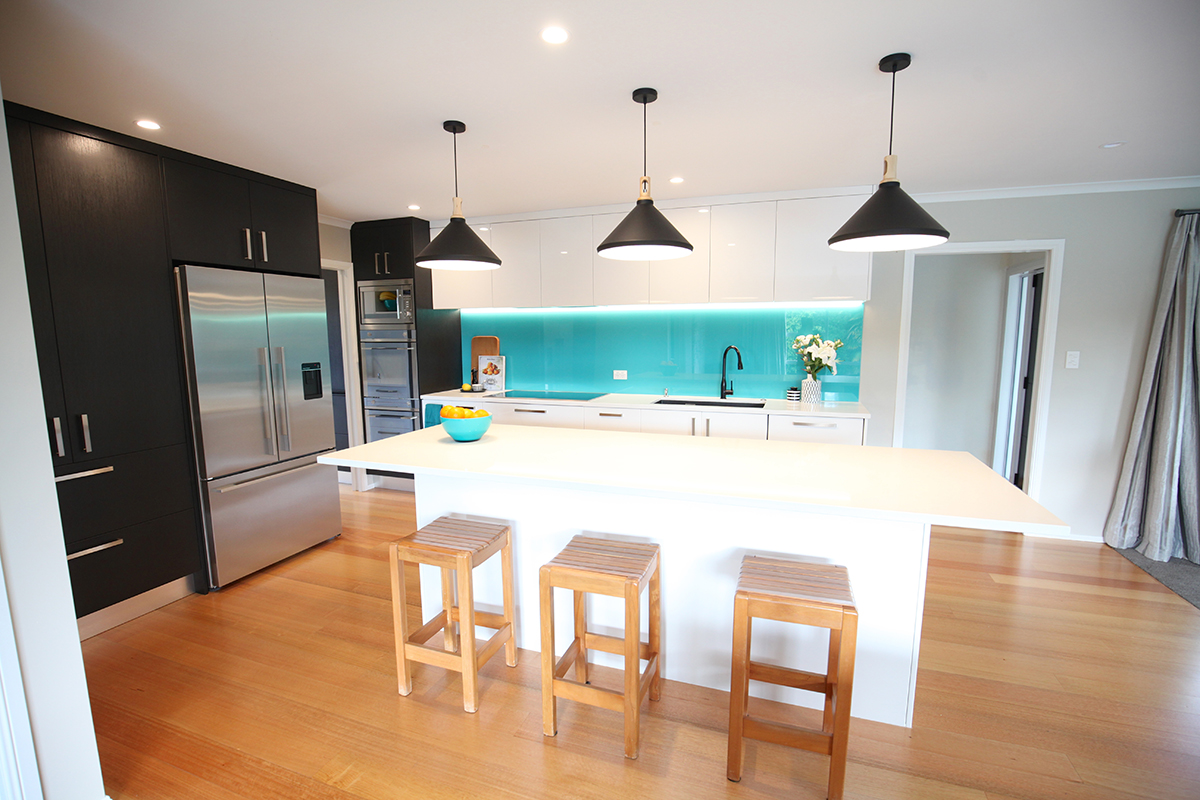 Kitchen And Scullery Design Major Renovation In Mt Roskill