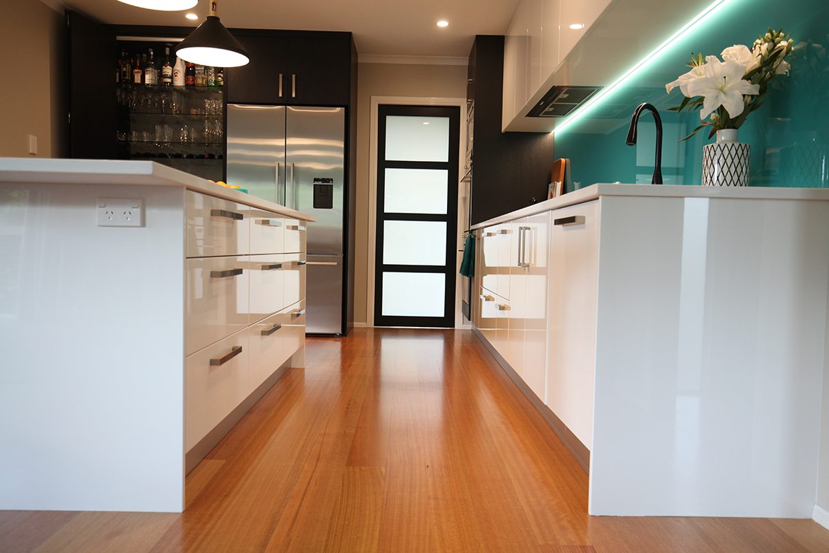 kitchen and scullery design major renovation in mt roskill. Black Bedroom Furniture Sets. Home Design Ideas