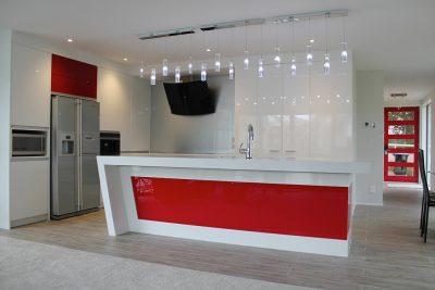 Kitchen Design Adds Modern Elegance To New Home In Blockhouse Bay