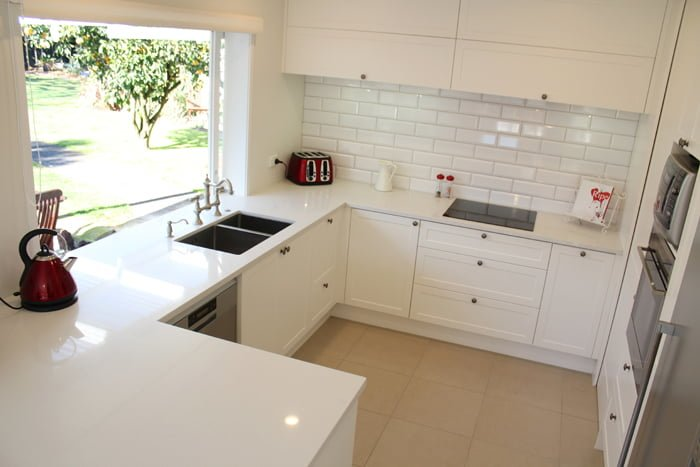Family Friendly And Functional Kitchen Design In Farm Cove